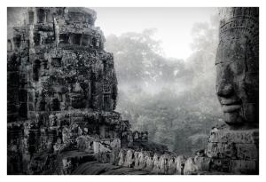 bayon angkor wat kambodia