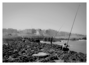 fishing tetouan marokko